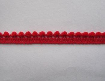 minibolletjesband, rood