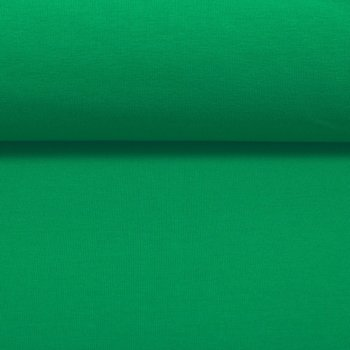 Vanessa: tricot helder grasgroen, 160 cm breed