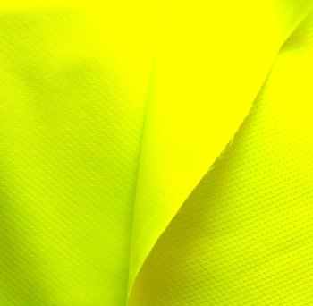 Borax = dunne softshell neon-geel: wind-, waterdicht en ademend!