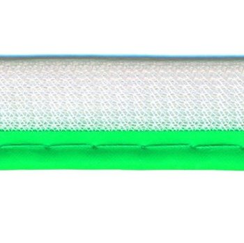 reflecterend paspelband, neon lime