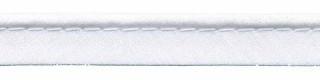paspelband wit katoen/polyester
