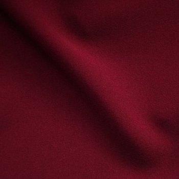 Lois= dunne rekbare softshell bordeauxrood: wind-, waterdicht en ademend!