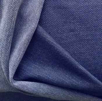 Austin: jeanstricotblauw
