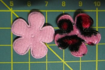 tijgerbloem roze/fuchsia