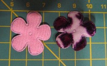 tijgerbloem roze/paars