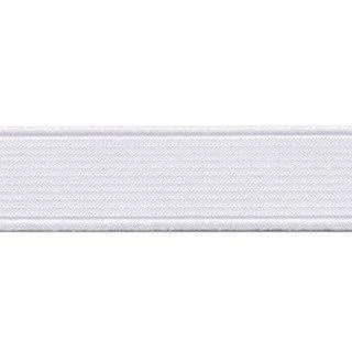 elastiek wit 1,8 cm