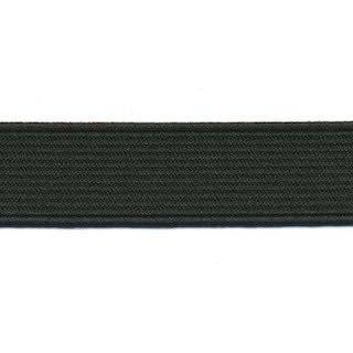 elastiek zwart 1,8 cm