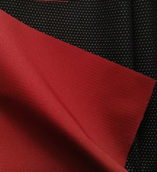 Borax = dunne softshell kastanje, rood-bruin: wind-, waterdicht en ademend!
