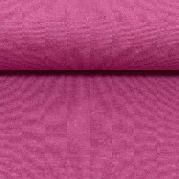 Heike: fijne boordstof roze/paars (pruim)