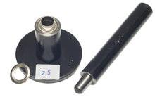 Gereedschapsetje voor nestels/zeilringen 10 mm