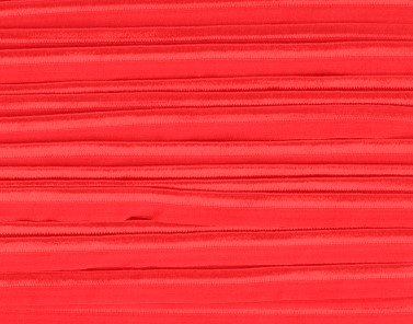elastisch paspelband, helder rood