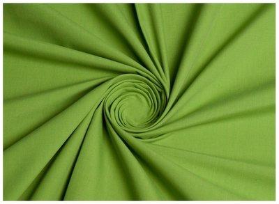 siliconpoplin (chintz)  groen