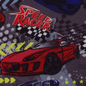 Fiete: softshell: geweldig stoere softshell met raceauto's