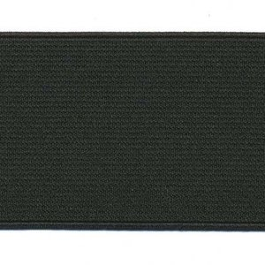 elastiek zwart 5 cm