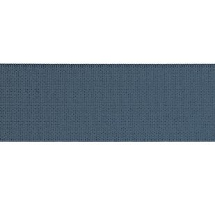 taille-elastiek 5 cm breed: jeansblauw/HALVE METER