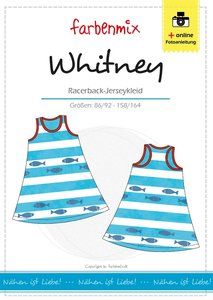 Whitney, tricotjurkje