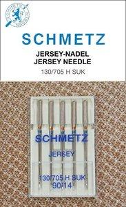 Schmetz jersey naaimachinenaalden 90-14