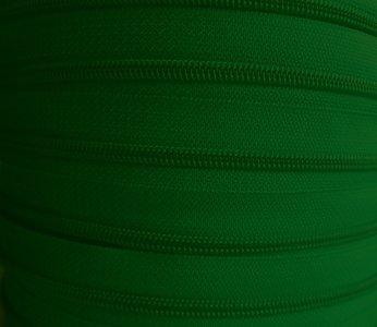 rits aan de meter, groen 4mm
