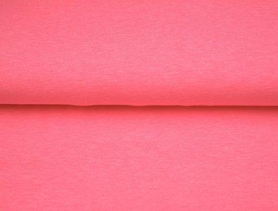 Stenzo: fijne boordstof neon roze