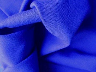 fijne boordstof blauw