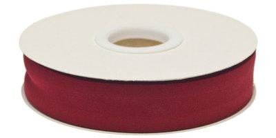 biaisband 20 mm, bordeaux
