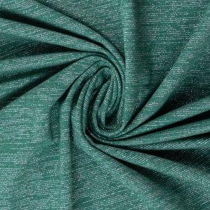 Glamoursweat groen