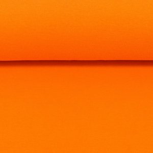 Heike: fijne boordstof oranje