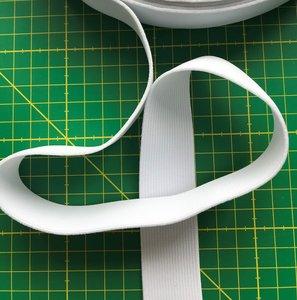 Heerlijk zacht band-elastiek 3 cm breed / superkwaliteit