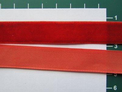 fluweelband, roest