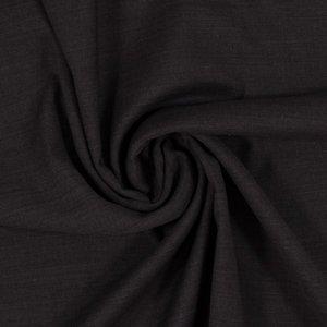 James, broekenstof voor een nette broek: donkergrijs gemêleerd