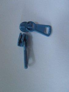 runnertje licht-jeansblauw 4mm
