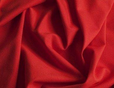Gitte, tricot mooi warm rood