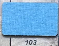 3 meter tricot biaisband lichtblauw