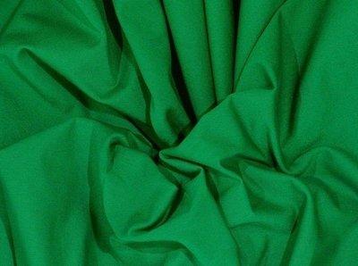 Gitte: tricot 160cm breed, groen