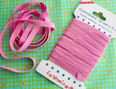 elastiek roze