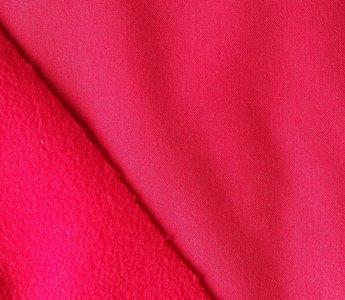 Bora: koraal roze: High-tech softshell: wind- en waterdicht! En toch ademend!