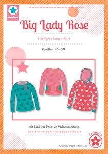Big Lady Rose, comfortabel shirt voor dames