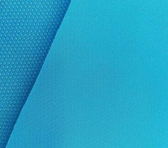 Dunne softshell turquoise: wind-, waterdicht en ademend!