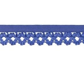 elastisch kantje, blauw
