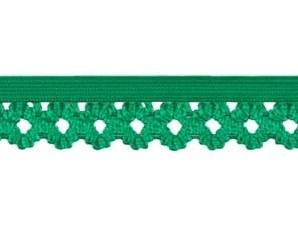 elastisch kantje, groen