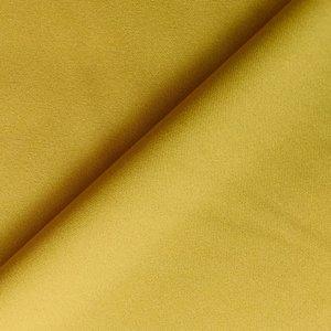 Lois= dunne rekbare softshell  mosterd-geel: wind-, waterdicht en ademend!