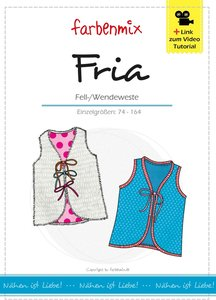 FRIA, bodywarmer