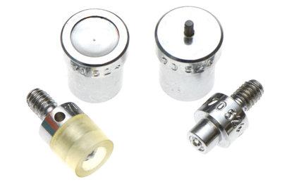 stempels voor metalen drukkers van  15 mm voor grote pers