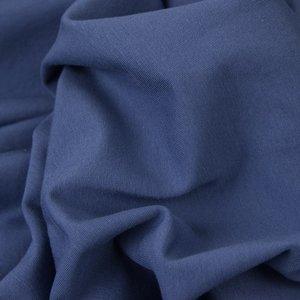 Raika: dikkere wintertricot jeansblauw van Swafing