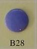 snaps lila glanzend/ B28