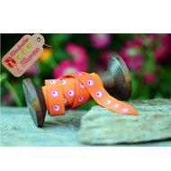 Woodpecker-Flowers-oranje