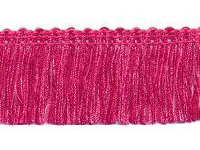 Franjeband rood-fuchsia 32 mm