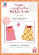 topje Rosalie /Lady Rosalie en Big Lady Rosalie op één patroon!