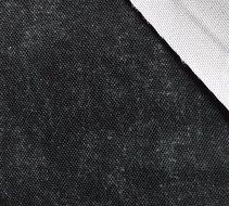 Helsinki: waterdichte stof met jeanslook:donkergrijs mêlee