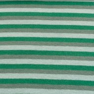 fijne boordstof gestreept: 5 mm strepen: groen/grijs/lchtgroen